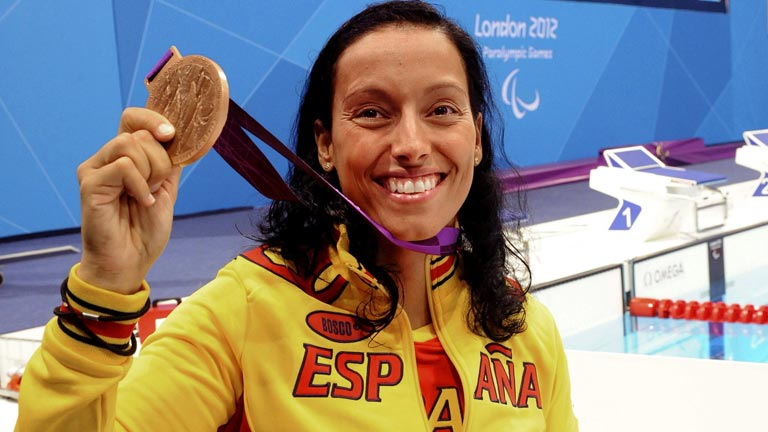 Perales y Ten, satisfechos con sus medallas
