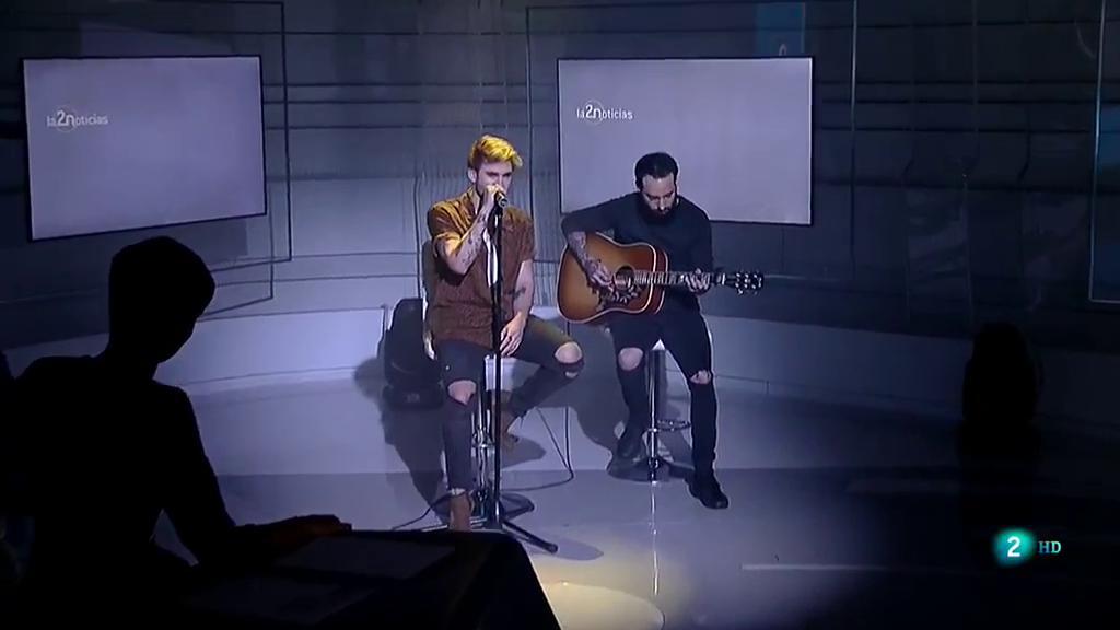 """""""Perdido en Madrid"""" - Actuación de Dani Fernández"""