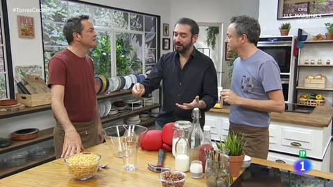 Torres en la cocina - Pere Estupinyà nos cuenta curiosidades sobre algunos líquidos