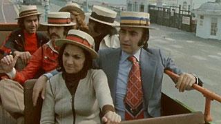 Peret en el Festival de Eurovisión (1974)