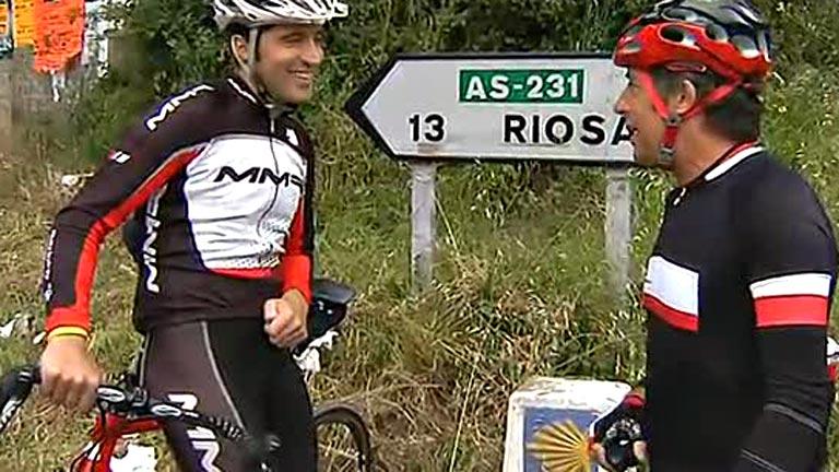 Los Pericopuertos de la Vuelta 2013: Angliru