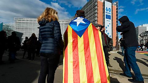 Informe Semanal - El periplo catalán