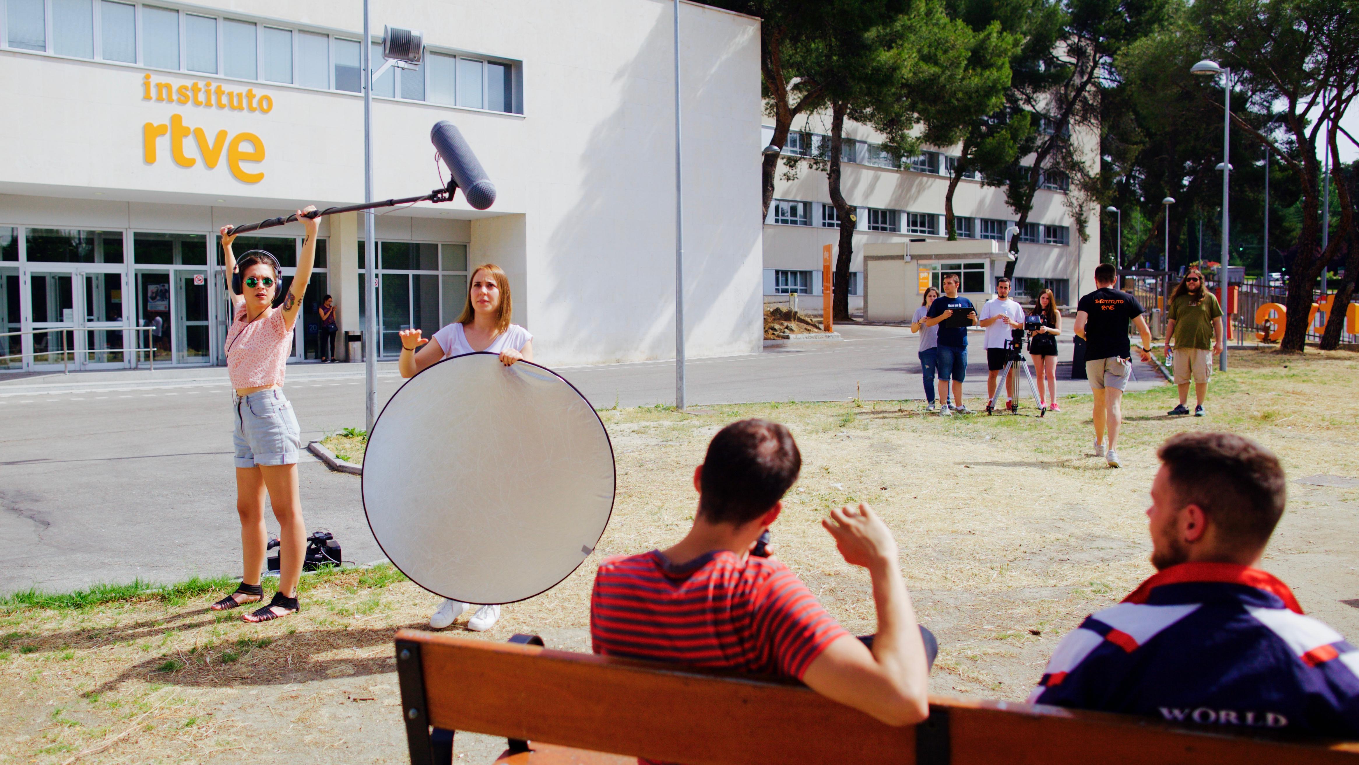 Persiguiendo un sueño Instituto RTVE