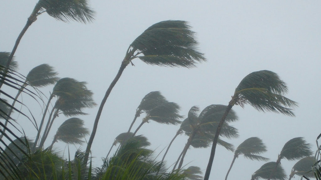 Persisten las tormentas en el este y norte con temperaturas a la baja