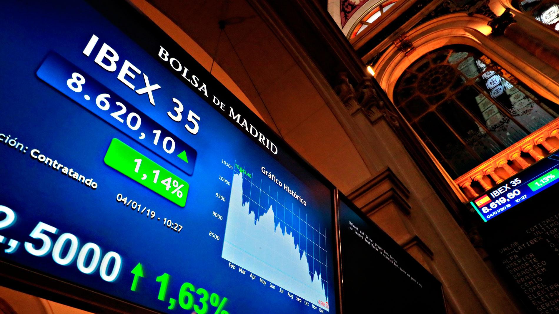 """Las perspectivas de la Bolsa en 2019: """"Los mercados están a la expectativa de ver cuál es el suelo del mercado americano"""""""