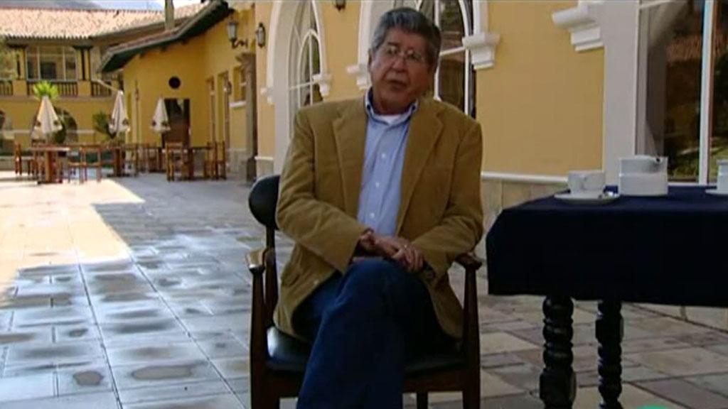 Esta es mi tierra - Perú, la última mudanza de Alfredo Bryce Echenique