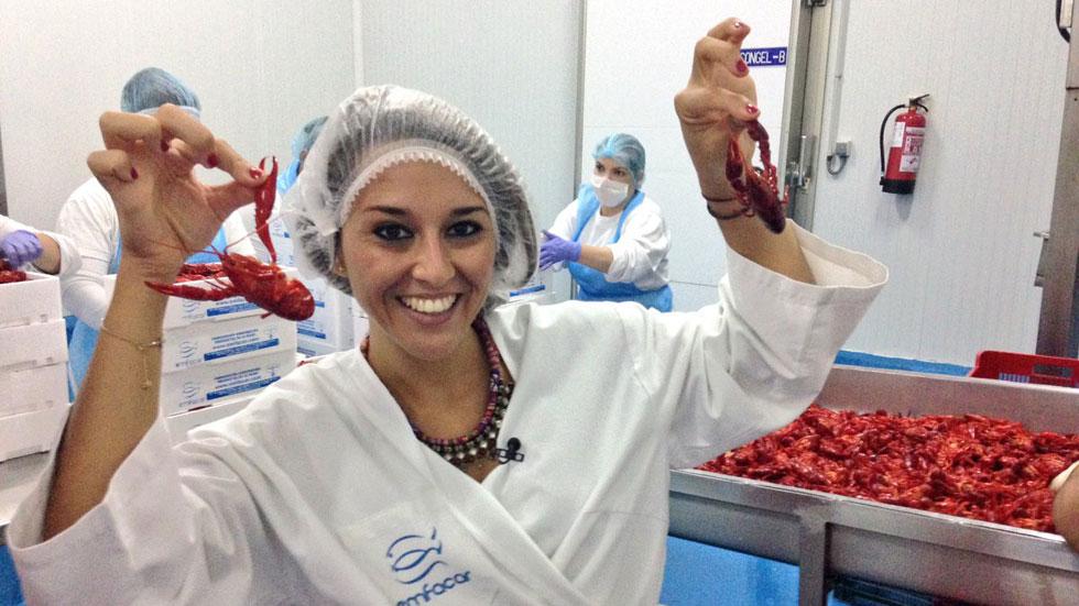 España Directo- La pesca del cangrejo rojo
