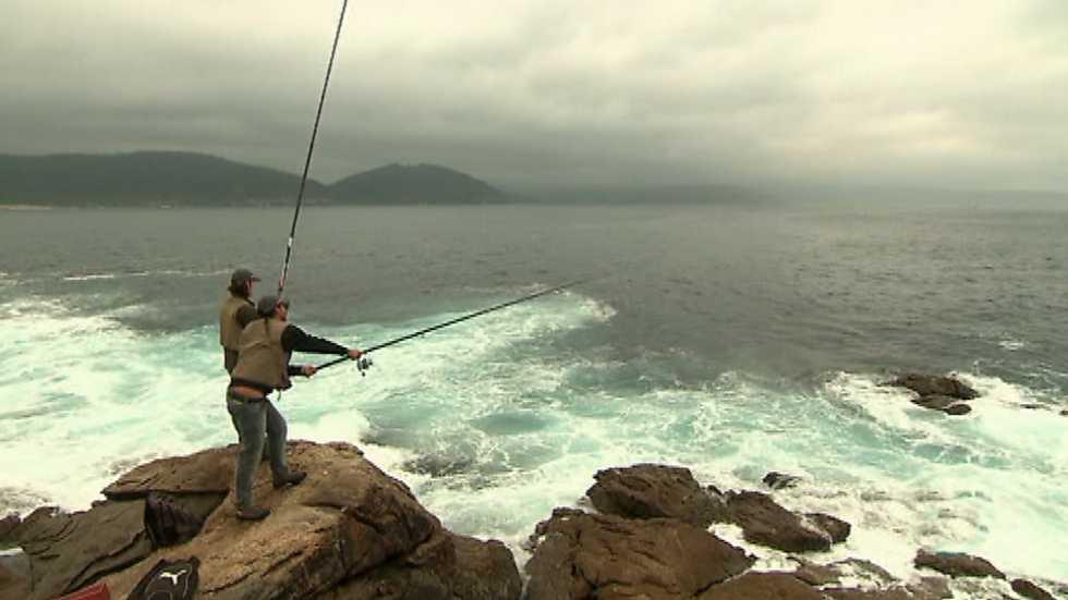 Jara y sedal - La pesca sobre la espuma