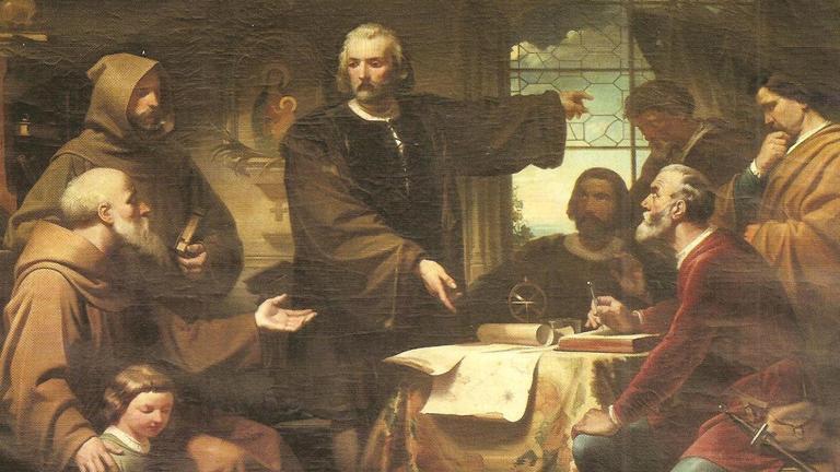 Isabel - Las peticiones de Colón