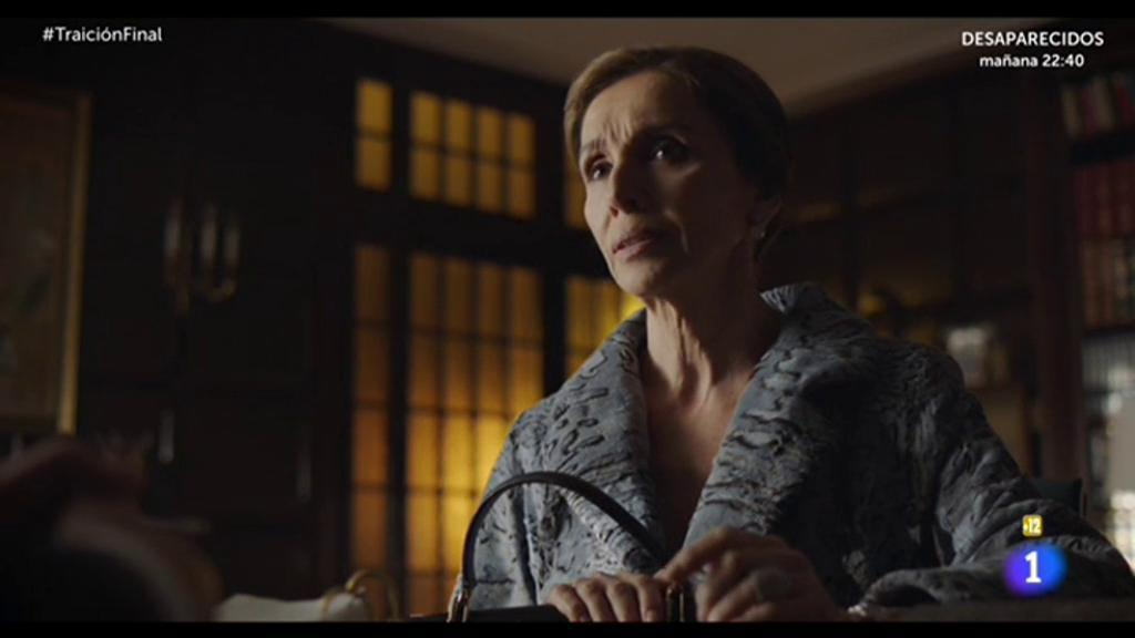 Traición - Pilar del Riego se declara culpable de matar a su marido