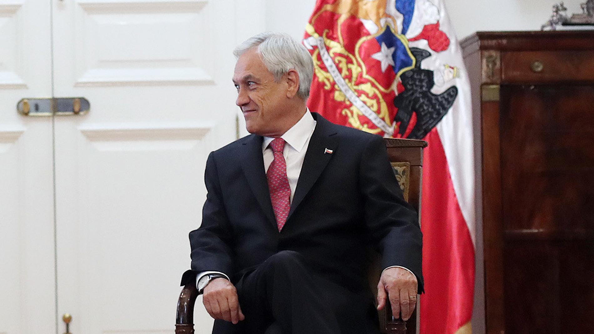 """Piñera: """"Queremos construir a partir de lo que hicieron los gobiernos anteriores"""""""