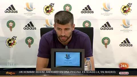 Piqué confirma que no volverá a la selección española