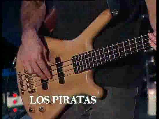 Los conciertos de Radio 3 - Los Piratas 'Vacío'