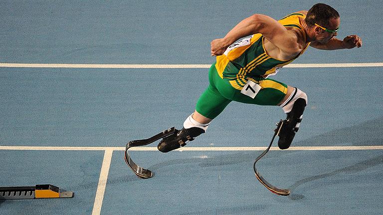 Pistorius será olímpico