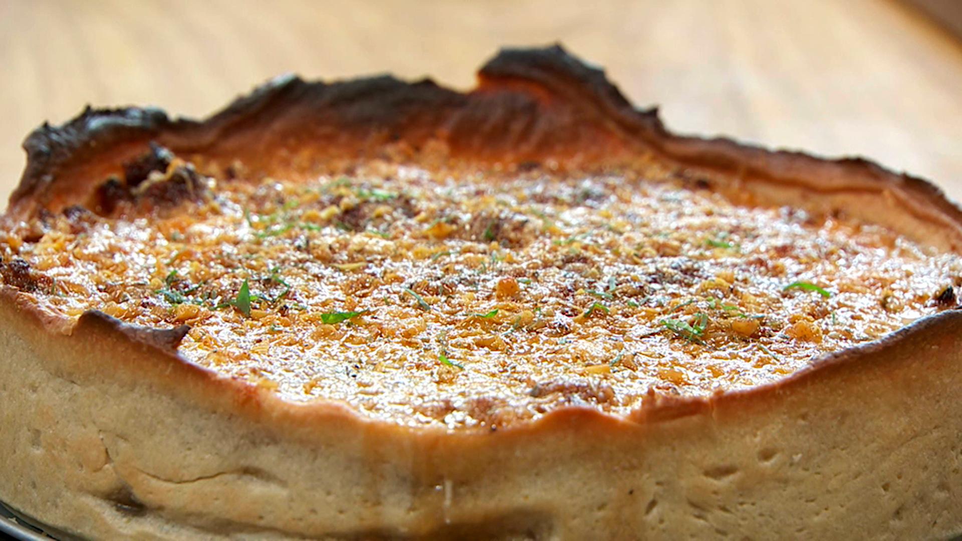 Torres en la cocina - Pizza estilo Chicago