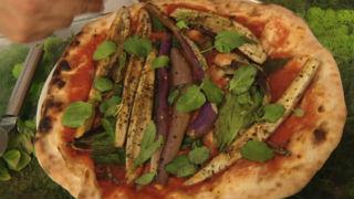 Aquí la tierra - Una pizza silvestre