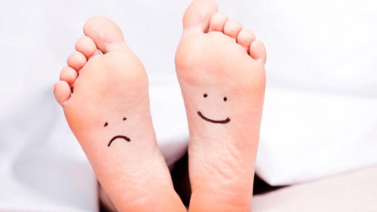 Saber vivir - Planta del pie