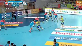 Balonmano - Play Off Ascenso Liga ASOBAL. Final desde Palma del Río (Córdoba)
