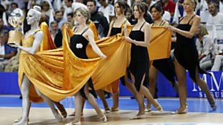 Baloncesto - Liga ACB. Play Off Final. Primer partido: Real Madrid - FC Barcelona