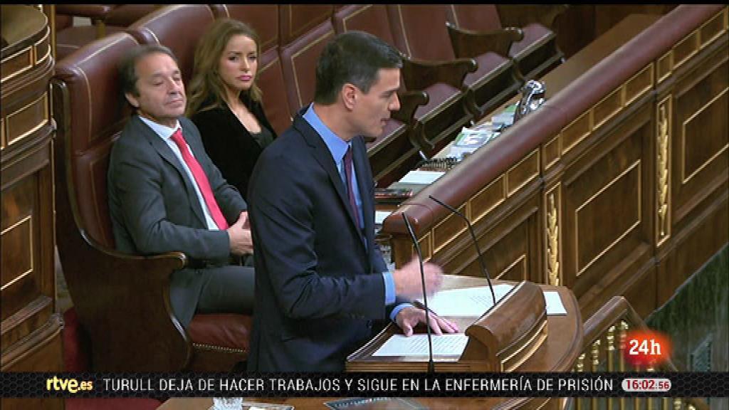 Parlamento - Foco Parlamentario - Pleno Cataluña  15-12-18
