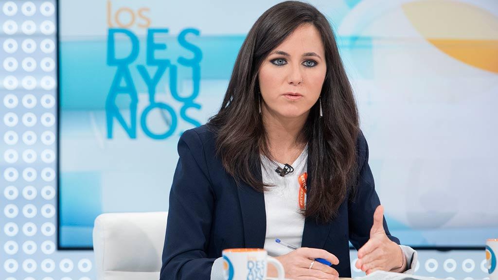 """Podemos defiende España como un """"país de países"""" frente a los """"ataques brutales del PP"""""""