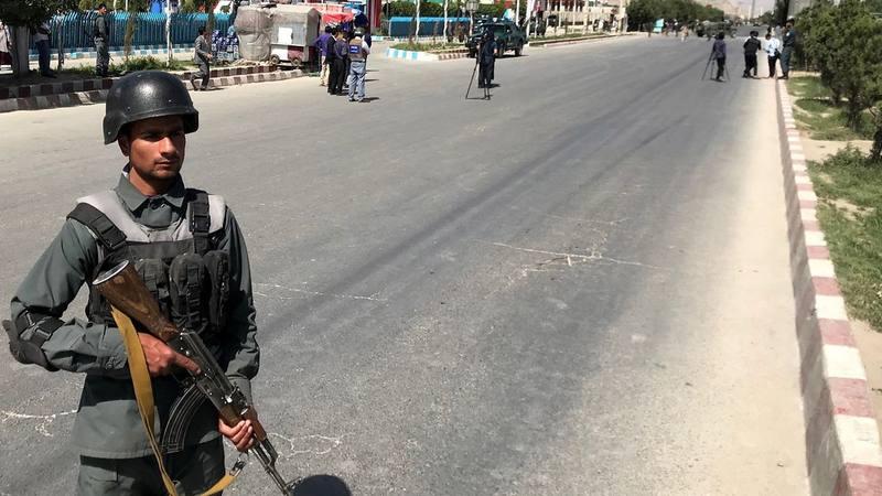 Afganist n once muertos en un ataque contra el ministerio for Ultimas noticias del ministerio del interior