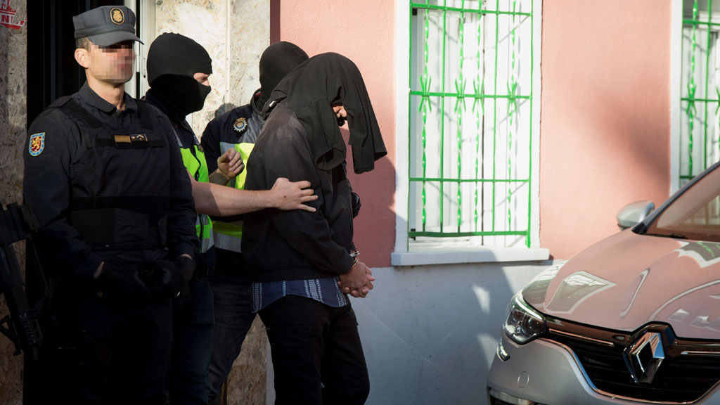 La Policía Nacional vuelve a detener en Madrid a Yusuf Galán, el primer detenido en España por el 11-S