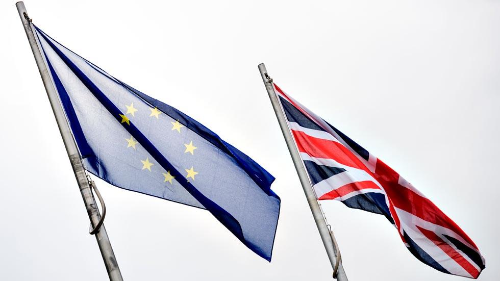 Los políticos británicos madrugan para votar en el referéndum del 'Brexit'