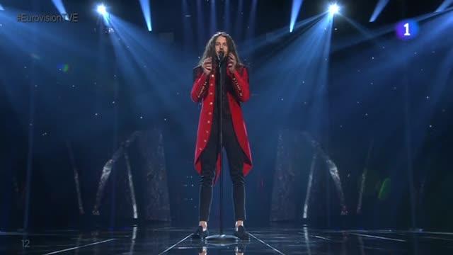 Eurovisión 2016 - Polonia: Michal Szpak canta 'Color Of Your Life'