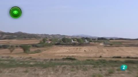 En primer plano, Porcino Aragón