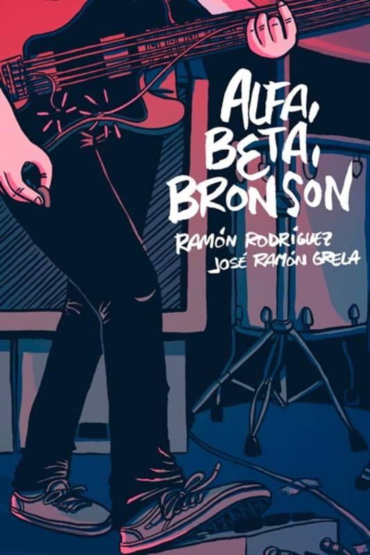Portada de 'Alfa, Beta, Bronson'