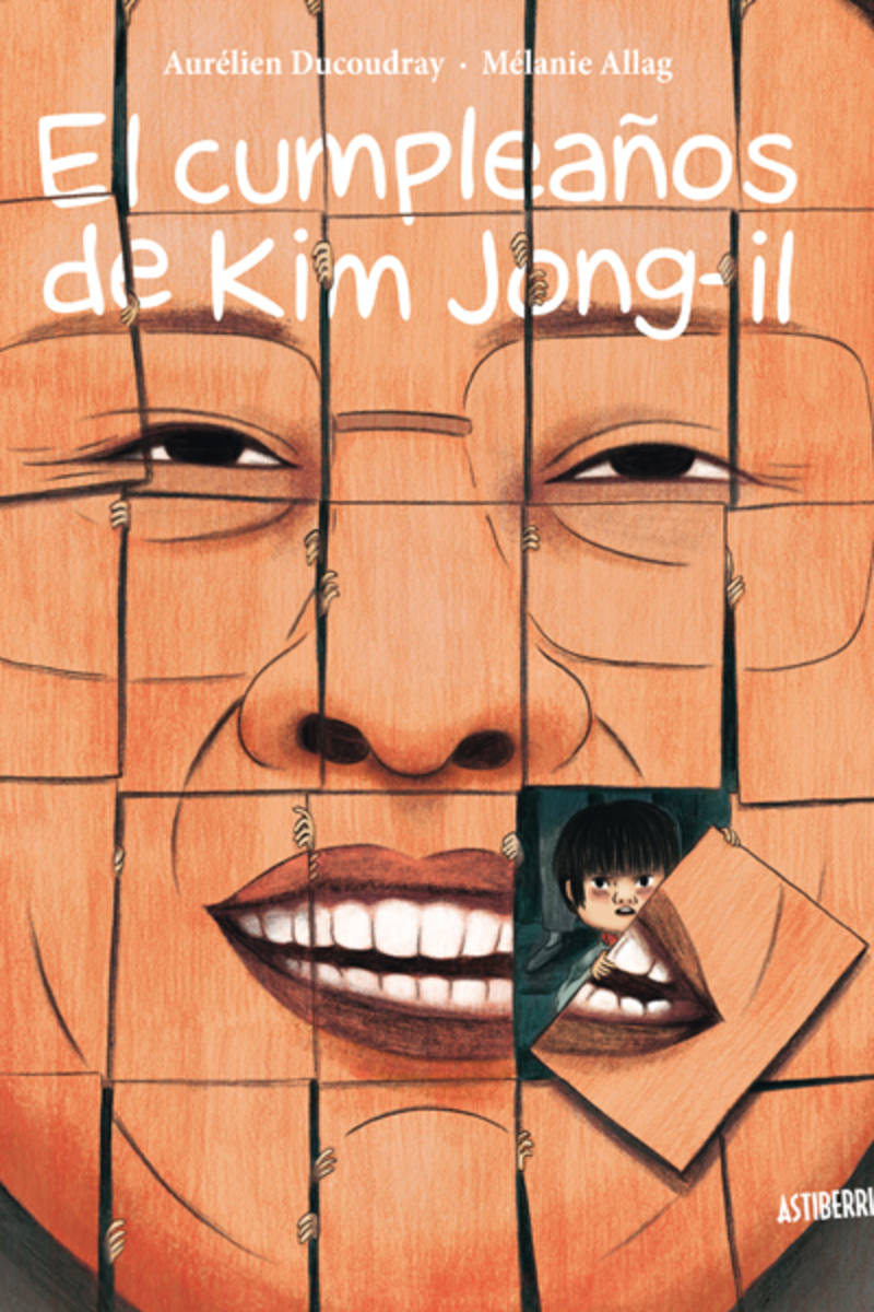 Portada de  'El cumpleaños de Kim Jong-il'