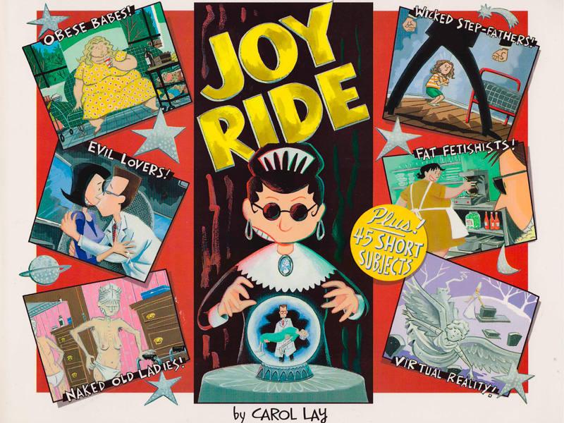 Portada de 'Joy Ride', de Carol Lay