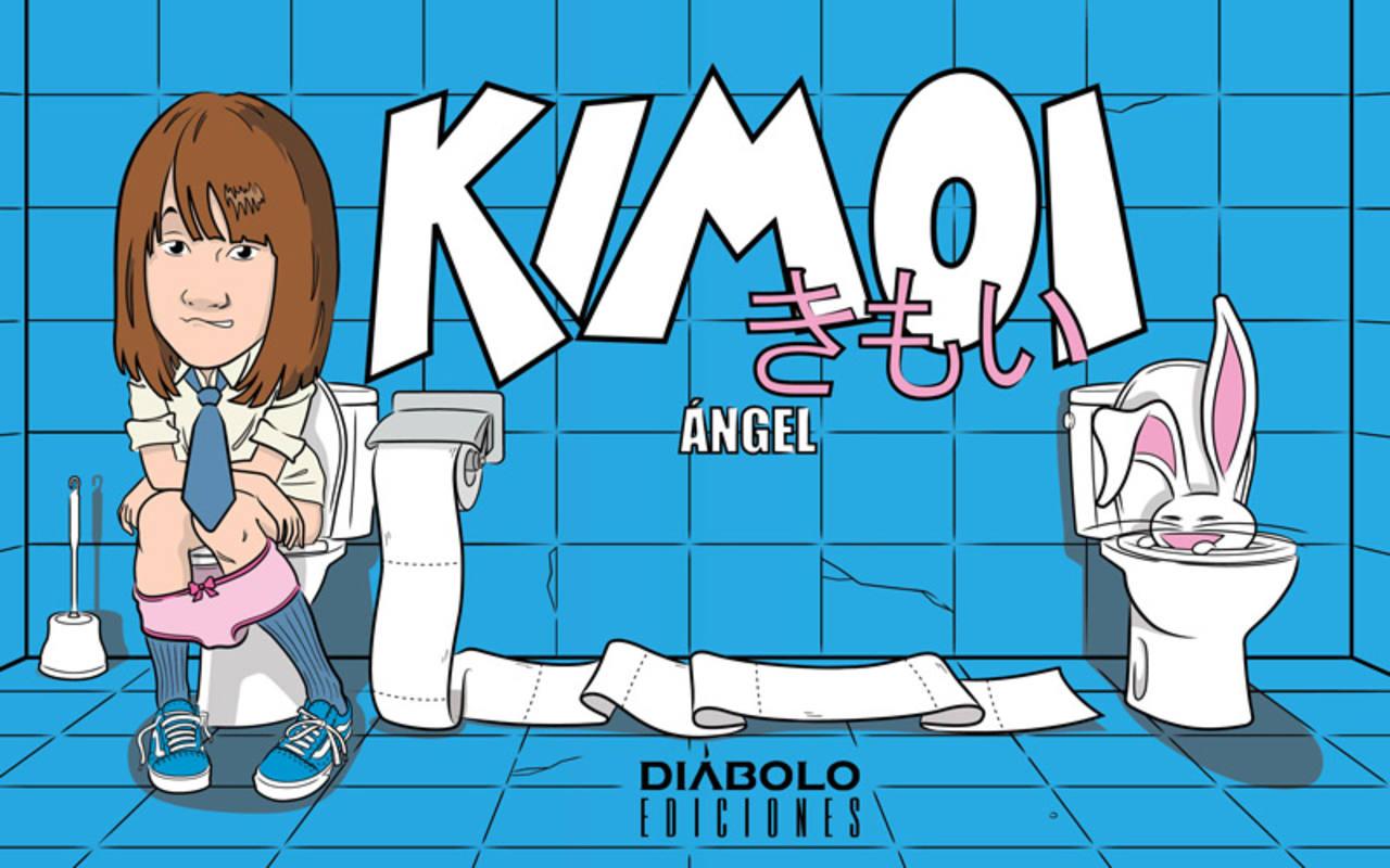 Portada de 'Kimoi'