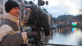 En Portada - Making of: 'Holanda en claroscuro'