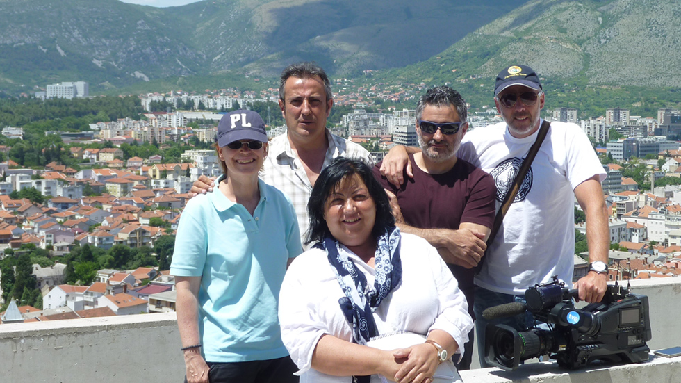 En Portada: Making of de 'Mostar'