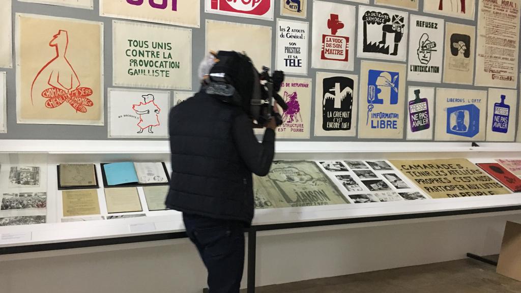 En Portada: 'Miradas del 68' (Making of)