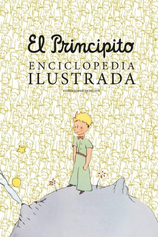 Portada de 'El Principito. Enciclopedia ilustrada'