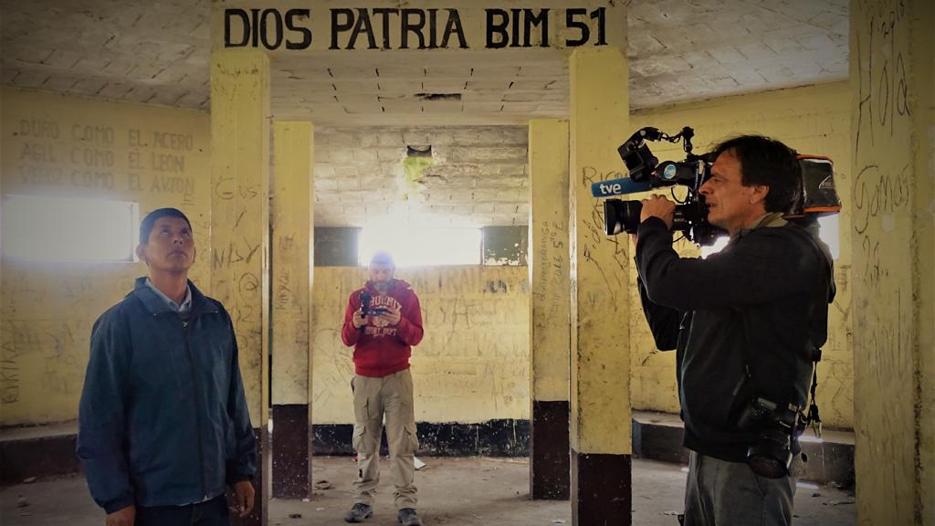 En Portada: 'El sendero de Lurgio' (making of)