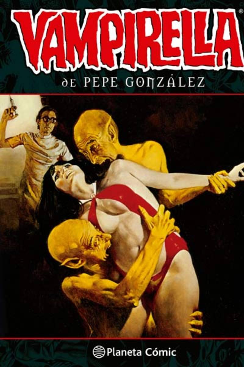 Portada de 'Vampirella de Pepe González 2'