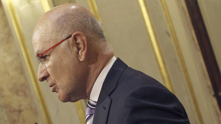 El portavoz de CiU, Josep Antoni Durán i Lleida, entrevistado en 'En días como hoy' de RNE