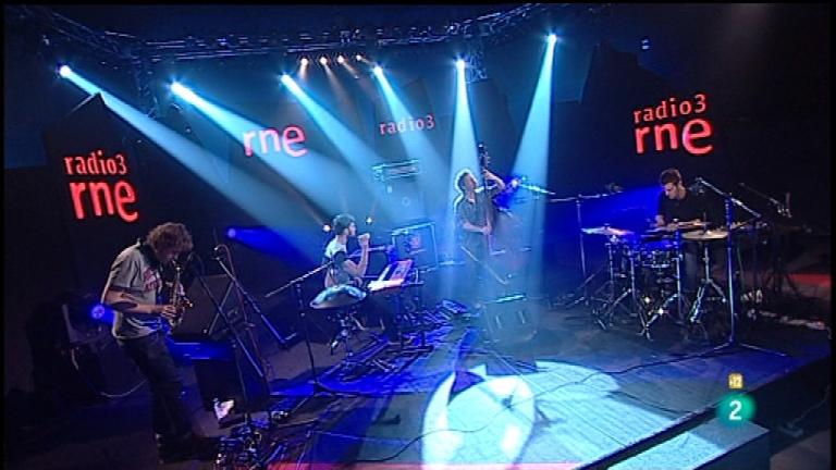 Los conciertos de Radio 3 - Portico Quartet