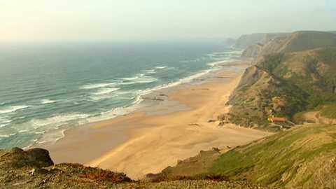 Paraísos cercanos - Portugal, la costa oeste de Europa
