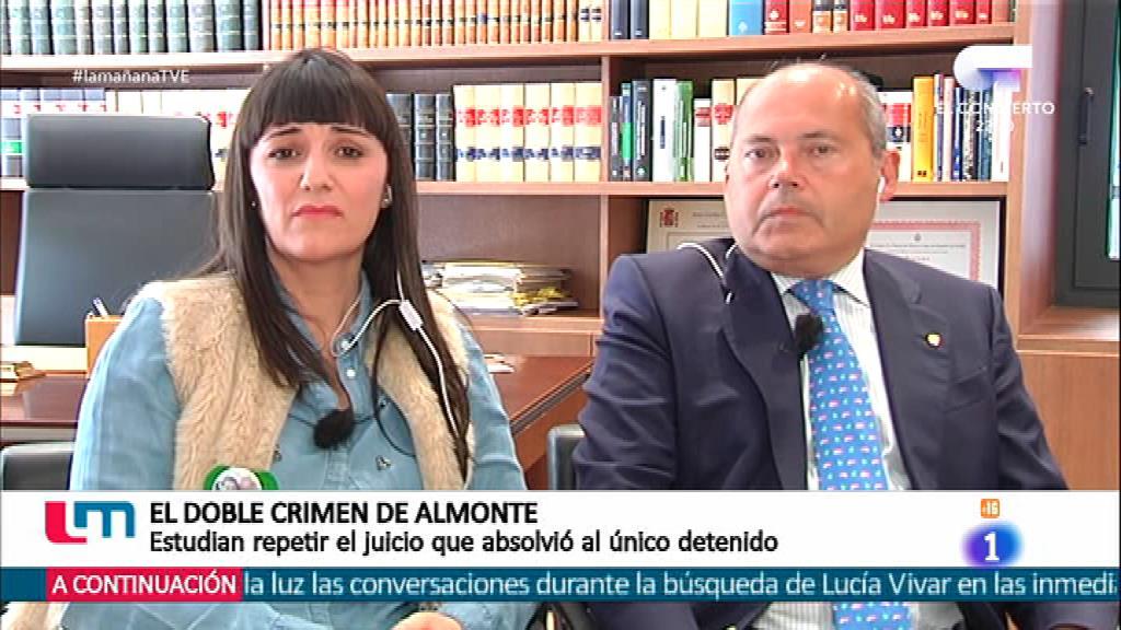 Posibilidad de un nuevo juicio por el crimen de Almonte