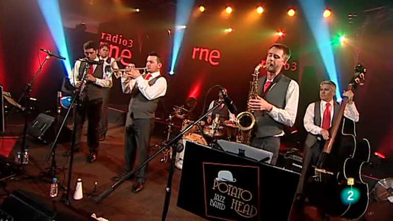 Los conciertos de Radio 3 - Potato Head Jazz Band