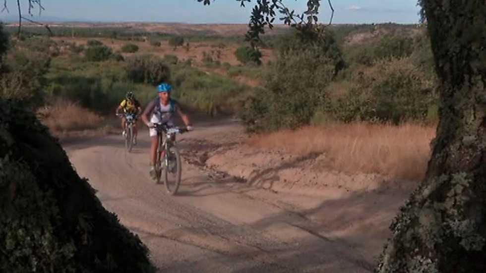 Mountain Bike - Powerade Non Stop Madrid - Lisboa