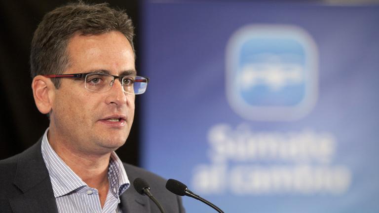 El PP ha garantizado su apoyo al lehendakari Patxi López