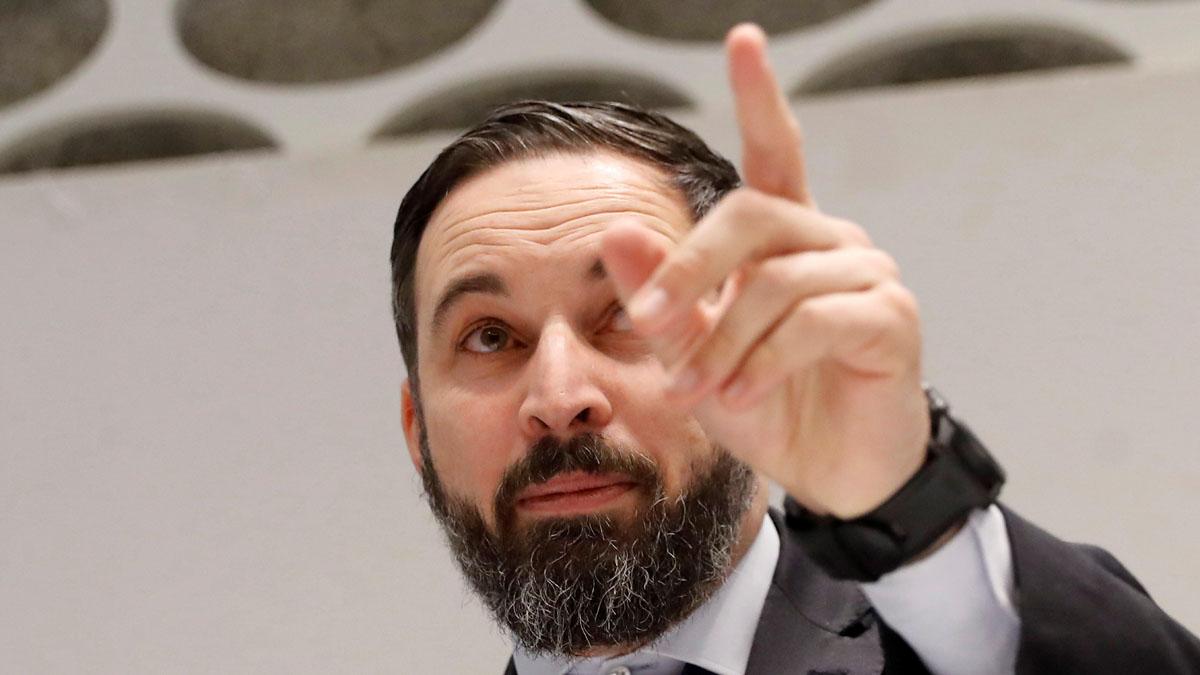 PP, PSOE y Podemos piden explicaciones a Vox por financiarse con dinero del exilio iraní