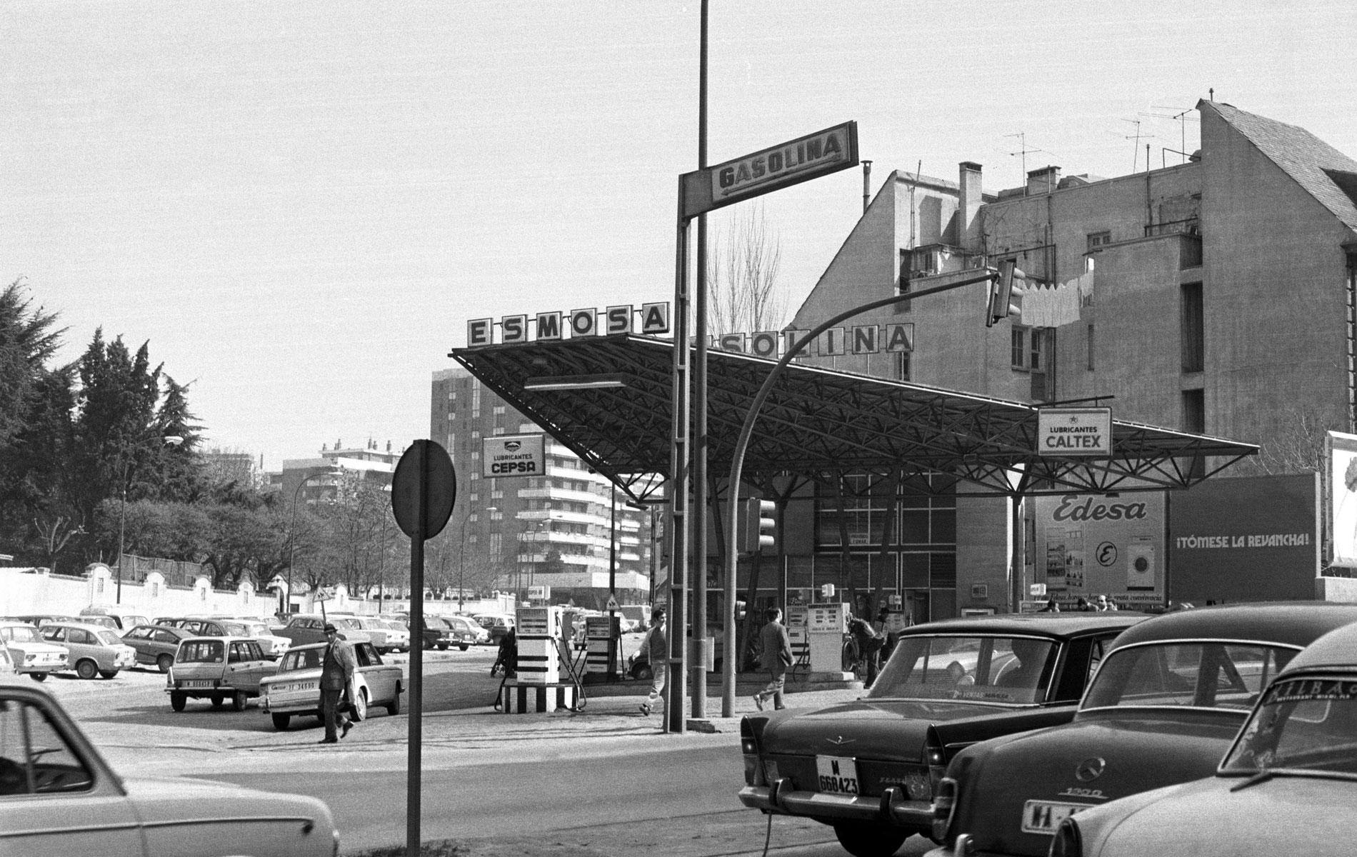 El precio de la gasolina, uno de los problema que más preocupaban a los españoles en 1978