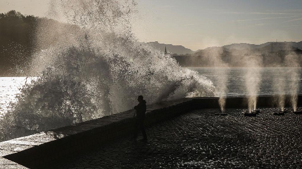 Precipitaciones débiles en Canarias, Andalucía y Melilla